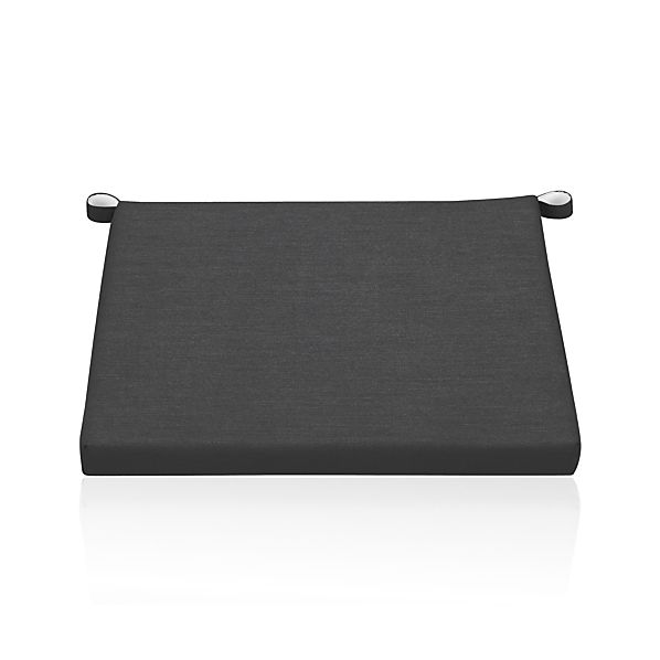 Rocha Sunbrella ® Charcoal Lounge Chair Cushion