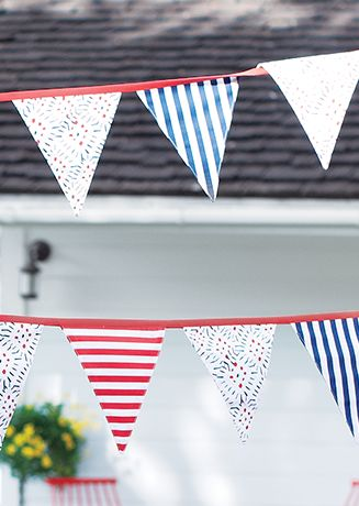 4th Of July Amp Memorial Day Patriotic Decor Crate And Barrel