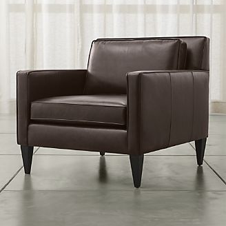 Rochelle Leather Chair