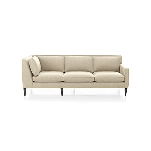 Rochelle Right Arm Sectional Corner Sofa