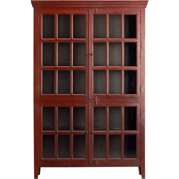 RojoBookcase