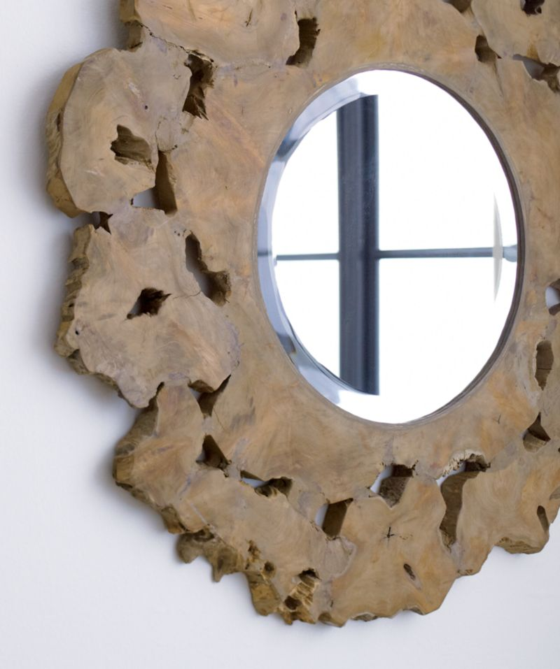 Root Wall Mirror