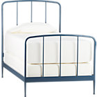 Rory Blue Twin Bed.