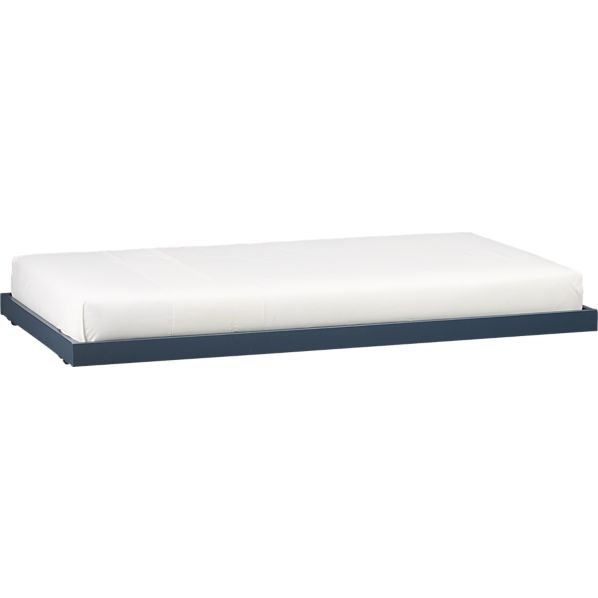 Rory Blue Trundle Bed