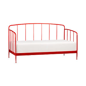 Rory Red Daybed