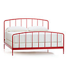 Rory Red King Bed.