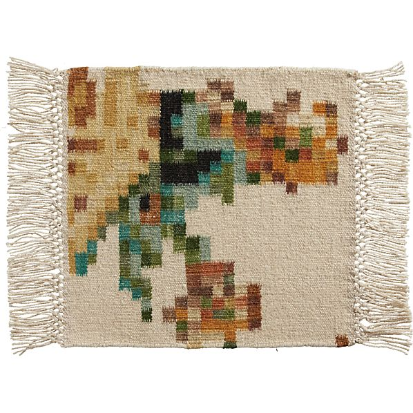 "Rosales 12"" sq. Rug Swatch"