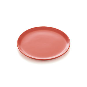 Roscoe Orange Appetizer Plate