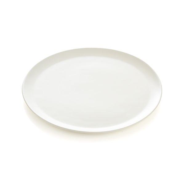 Roscoe White Dinner Plate