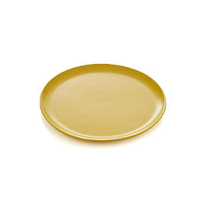 Roscoe Yellow Dinner Plate