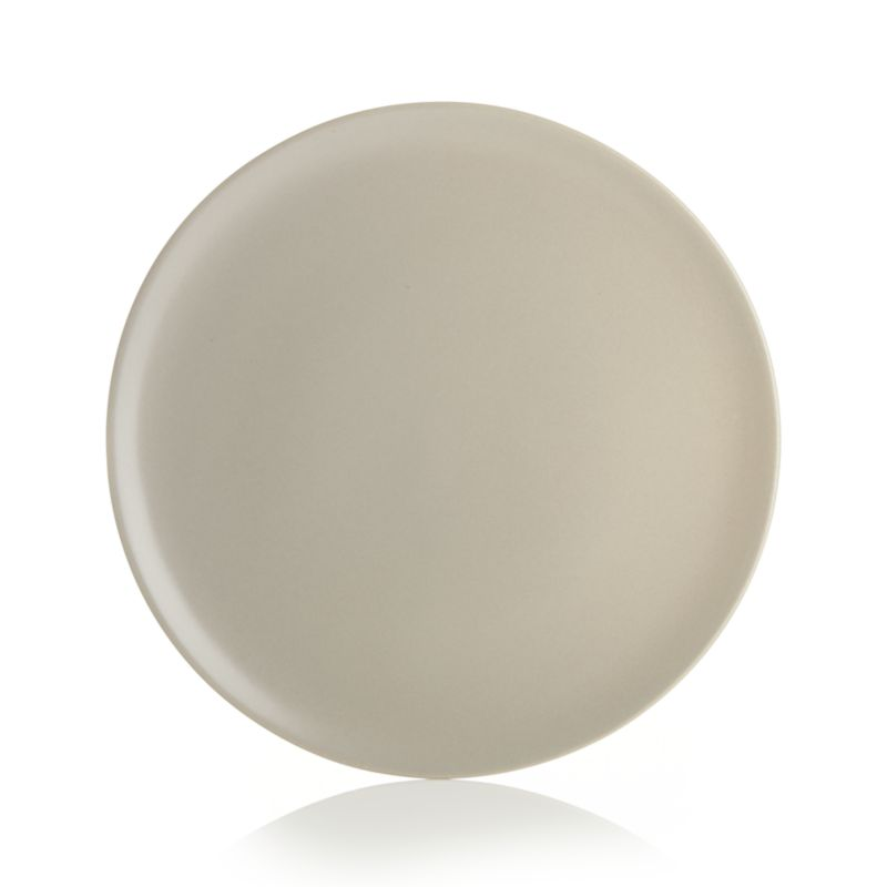 Roscoe Grey Salad Plate