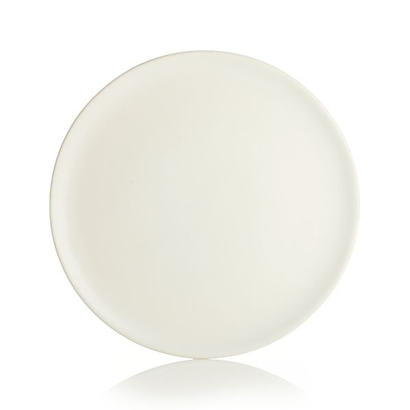 Roscoe White Salad Plate
