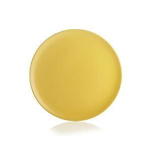 Roscoe Yellow Salad Plate