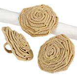 Rosette Napkin Ring