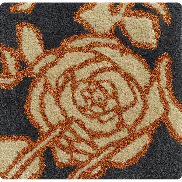 "Rosie 12"" sq. Rug Swatch"