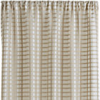 Ross Natural Curtain Panel.