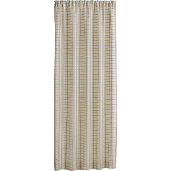 Ross Natural Sheer Curtains
