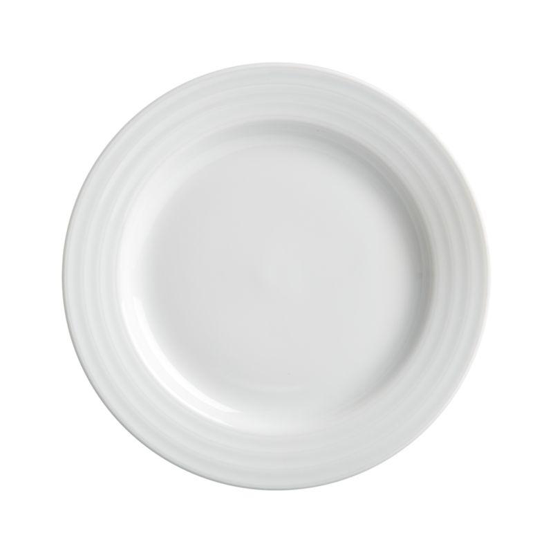 Roulette Salad Plate
