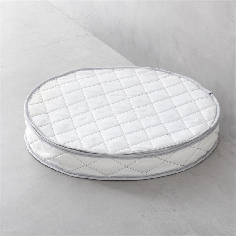 Round Platter Storage Case