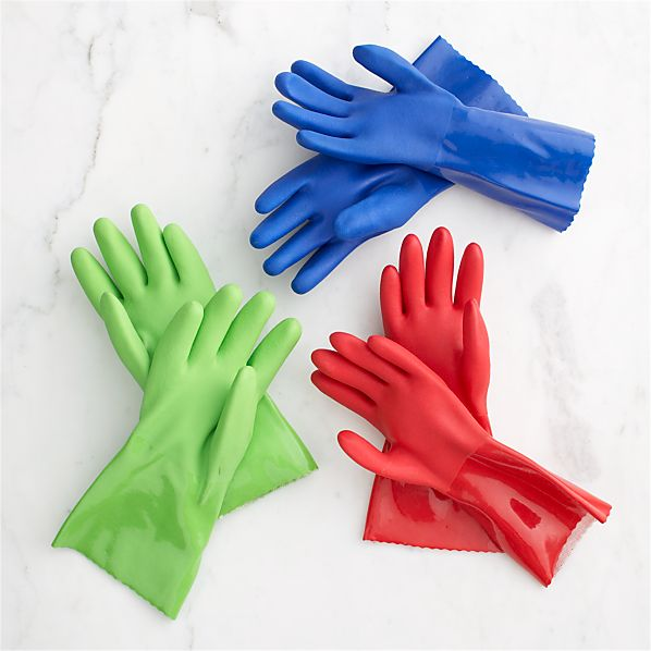 Rubber Gloves Pairs