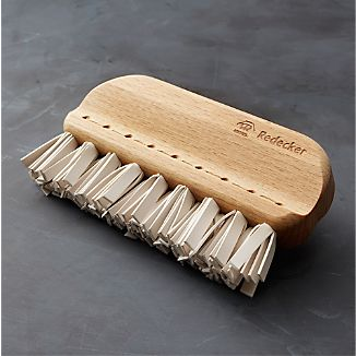 Redecker® Rubber Upholstery Brush