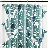 Marimekko Ruusupuu Shower Curtain