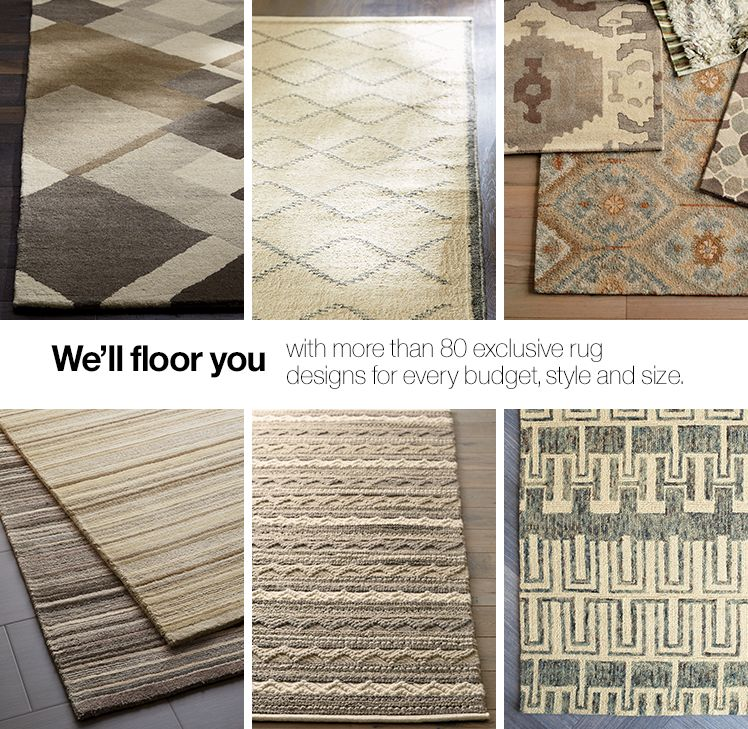 Crate And Barrel Bath Rugs: Rugs. Wool, Cotton, Sisal, Shag And More