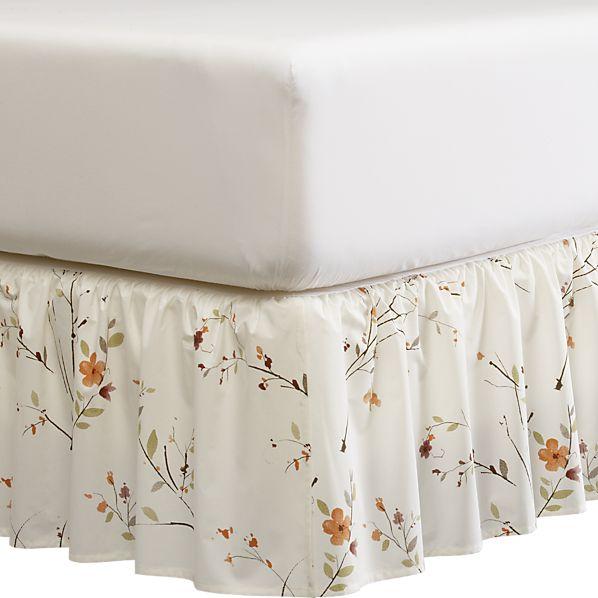 Sakura Full Bedskirt