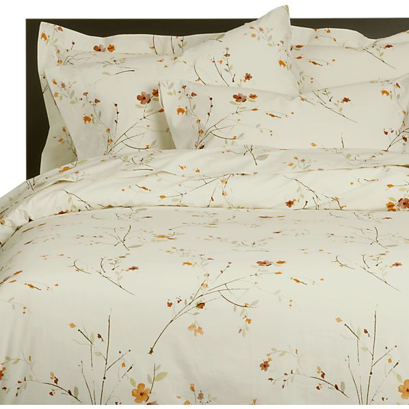 Sakura Duvet Covers and Pillow Shams