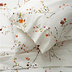 Full Sheet Set. Includes one flat sheet, one fitted sheet and two standard pillowcases.