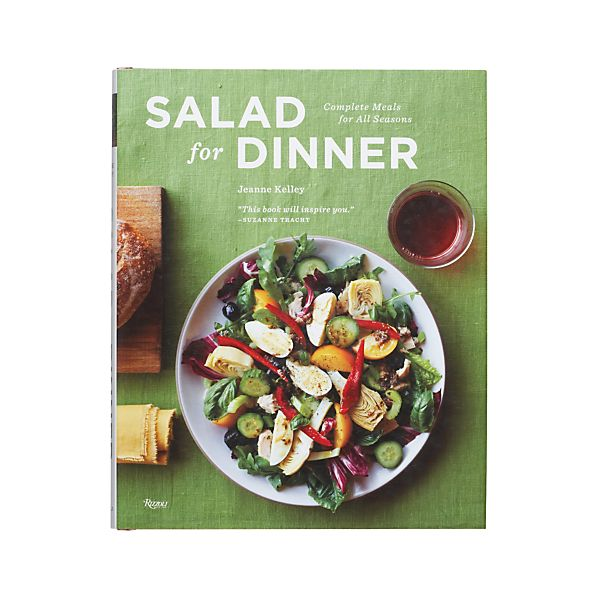 Salad for Dinner Cookbook