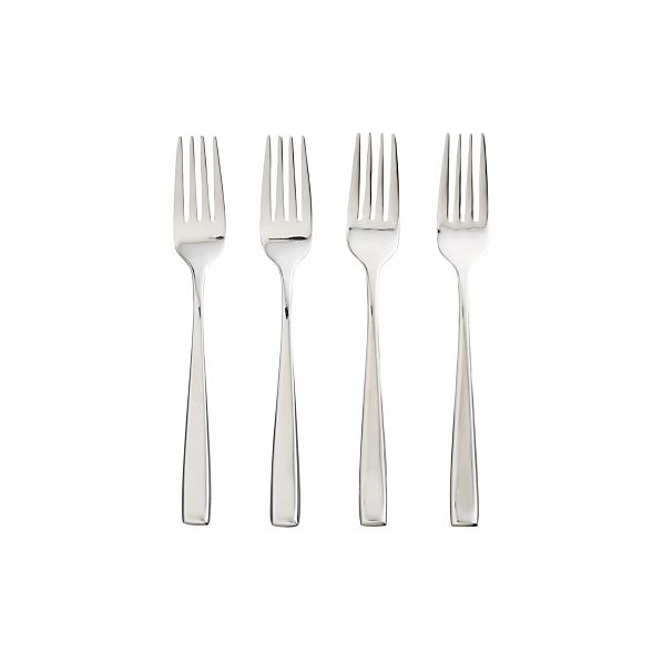 Four-Piece Salad Fork Set