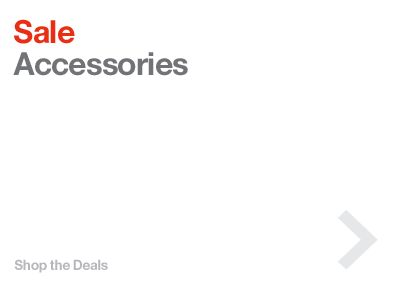Sale Accessories
