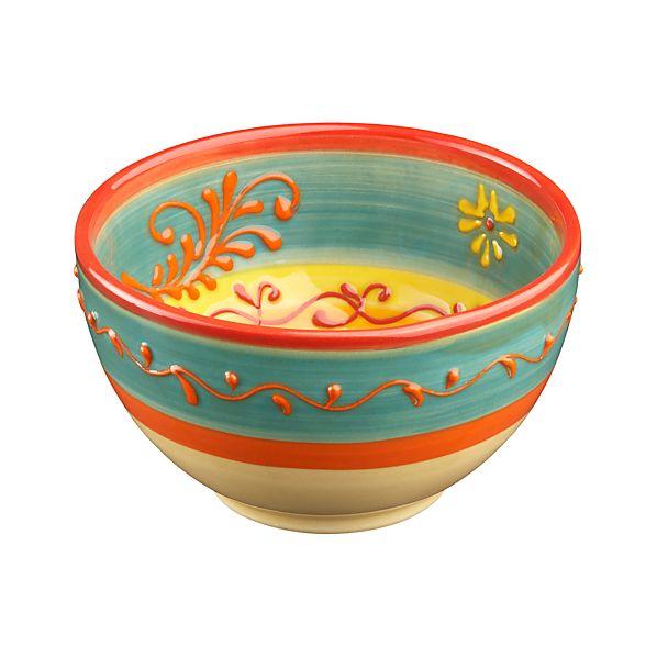 Salsa Bowl