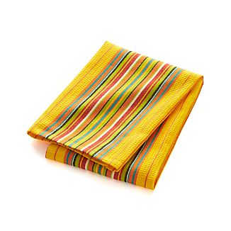 Salsa Dos Yellow Dishtowel