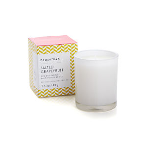 Salted Grapefruit Scented Candle