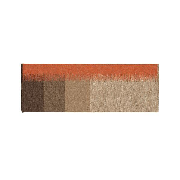 Sanderson Wool 2.5'x7' Rug Runner