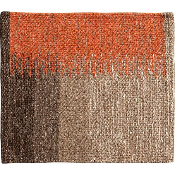 "Sanderson Wool 12"" sq. Rug Swatch"
