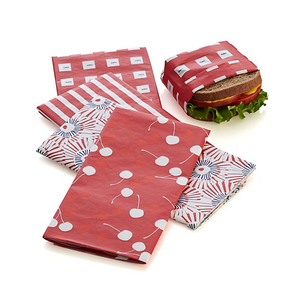 Set of 24 Sandwich Papers