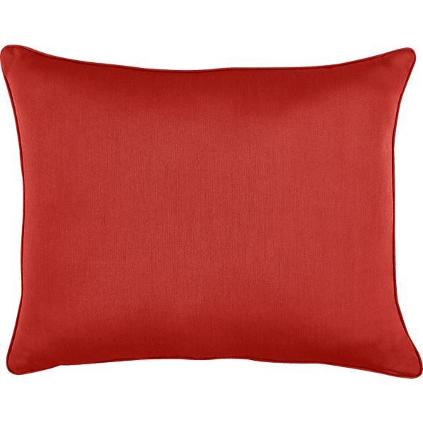 Sanibel Sunbrella® Caliente Back Pillow