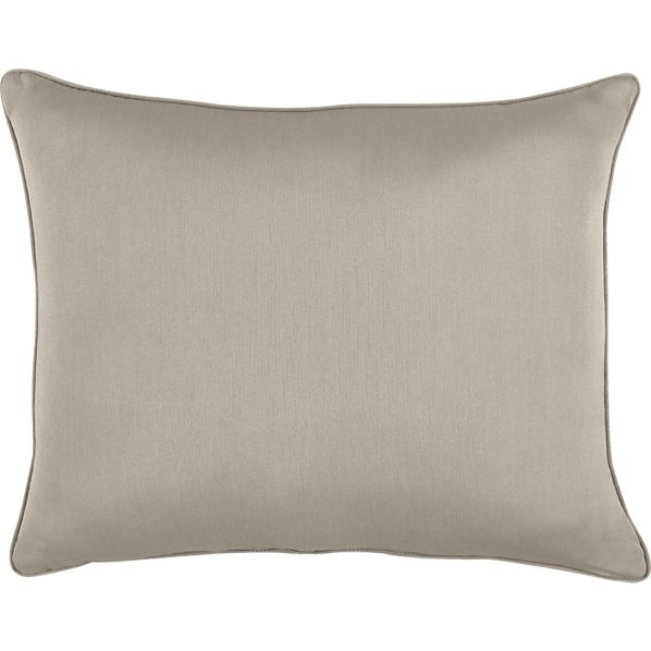 Sanibel Sunbrella® Stone Back Pillow