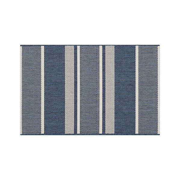 Sarasota Blue 2'x3' Rug