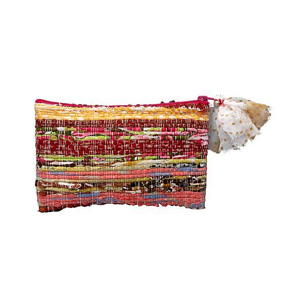 Sari Cosmetic Bag