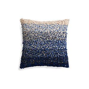 """Sassafras Blue 20"""" Pillow"""