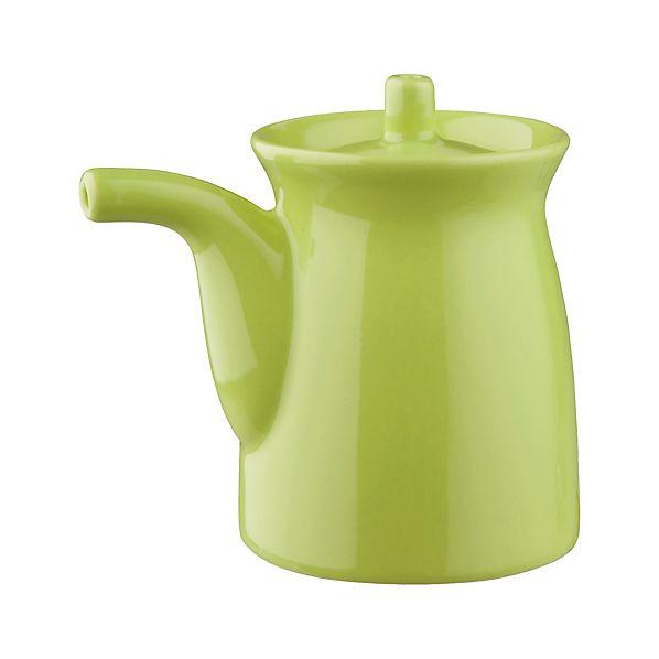Green Sauce Pot