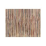 Savoy Cream Striped Wool 8'x10' Rug