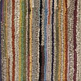 "Savoy Tweed Striped Wool Rug 12"" Sq Rug Swatch"