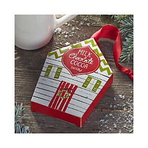 Saxon Hot Chocolate in Chalet Ornament Box