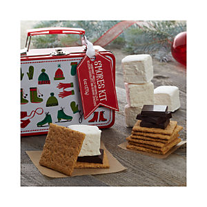 Saxon S'mores Kit Suitcase
