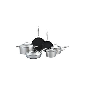Scanpan® CTX 10-Piece Cookware Set